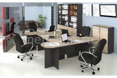 Гарнитур офисный Мебель Трия Успех-2 ГН-184.003 Для персонала