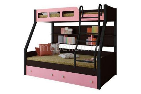 Кровать двухъярусная РВ Мебель Рио Детские кровати