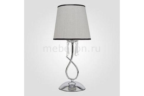 Настольная лампа декоративная Eurosvet 01007/1 хром Декоративные