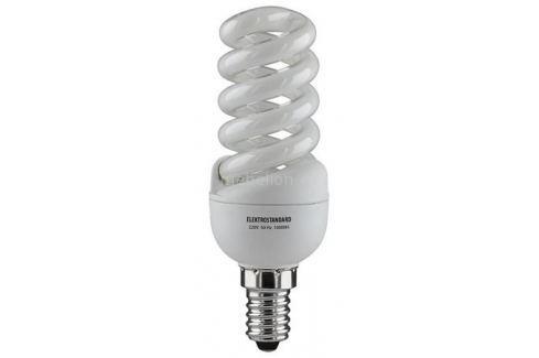 Лампа компактная люминесцентная Elektrostandard E14 220В 13Вт 2700K a023957 Лампочки