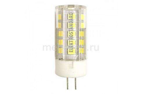 Лампы светодиодная Elektrostandard G4 LED 5W 220V 4200K Лампочки