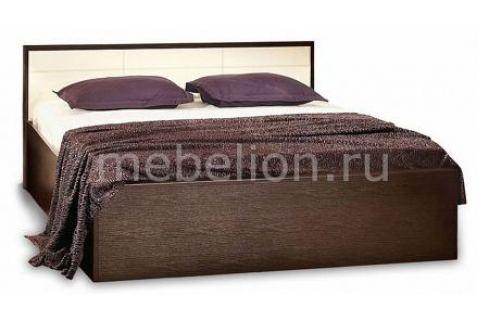 Кровать двуспальная Глазов-Мебель Амели 1М Двуспальные
