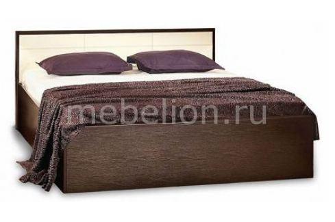 Кровать двуспальная Глазов-Мебель Амели 1 Двуспальные