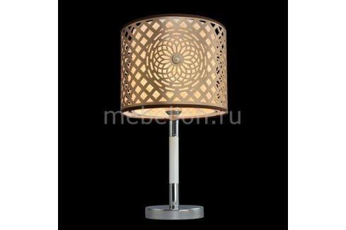 Настольная лампа декоративная Максисвет 6507 5-6507-1-CR+WH E27 Декоративные