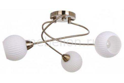 Люстра на штанге Spot Light Pavia Brass 8270311 На штанге
