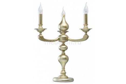 Настольная лампа декоративная MW-Light ДельРей 700031003 Декоративные