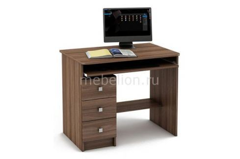 Стол компьютерный ВМФ Бостон-6 Столы для ноутбука