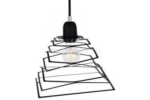 Подвесной светильник Spot Light Komet Black 1855104 1 плафон
