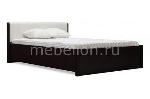 Кровать двуспальная Глазов-Мебель Берлин 31 Двуспальные