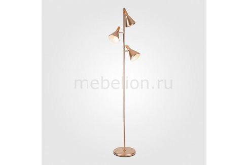 Торшер Eurosvet 01012/3 перламутровое золото 2 лампы и более