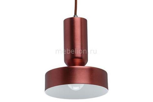 Подвесной светильник RegenBogen LIFE Элвис 715010401 1 плафон
