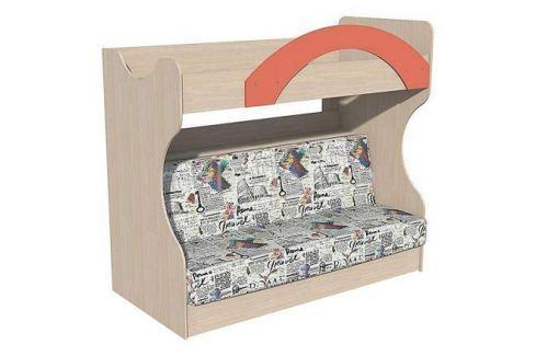 Кровать двухъярусная Сильва Рико НМ 037.43 Детские кровати