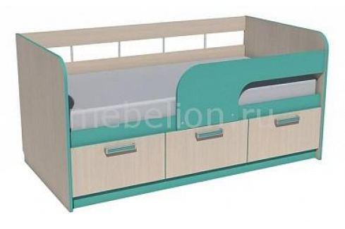 Кровать Сильва Рико НМ 039-03 Детские кровати