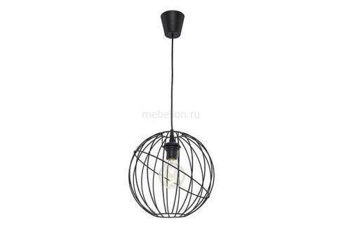Подвесной светильник TK Lighting 1626 Orbita Black 1 В форме шара