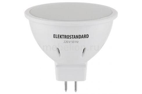 Лампы светодиодная Elektrostandard JCDR 3W G5.3 220V 120° 3300K Лампочки