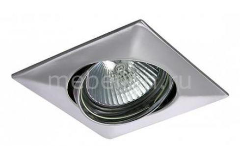 Встраиваемый светильник Lightstar Lega Qua 011034 Для натяжных потолков