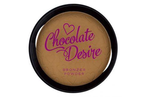 Бронзатор Makeup Revolution I Heart Makeup The Go Bronzer Chocolate Desire (Цвет Chocolate Desire variant_hex_name CA9A6B) Бронзатор