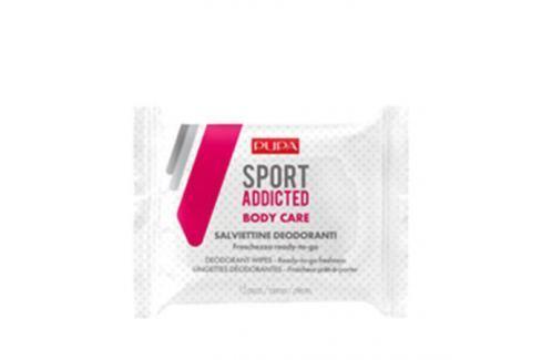 Влажные салфетки Pupa Sport Addicted Deodorant Wipes (Вес 20.00) Влажные салфетки