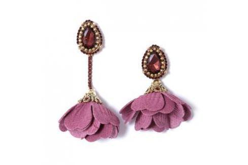 Серьги Herald Percy Розовые серьги-цветы Серьги