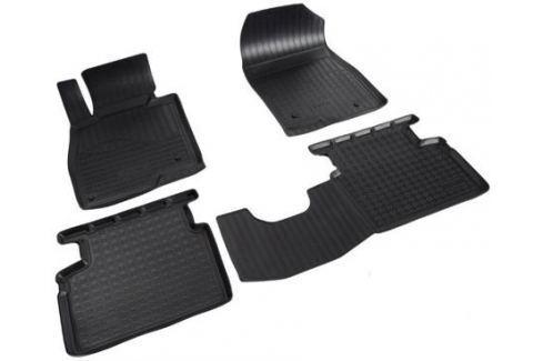 Коврики салона (полиуретановые), чёрные Norplast NPA11-C55-050 для Mazda 3 2013-2017 3 (2013 - 2017)