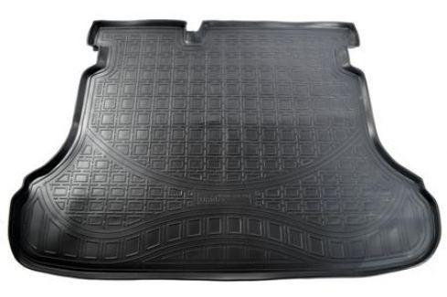 Коврик багажника (полиуретан), чёрный Norplast NPA00-T94-700 для LADA Vesta 2015- VESTA (2015 - по н.в.))