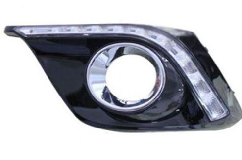 Штатные светодиодные дневные ходовые огни (ДХО), комлект. OEM DRL DRL24584 для Mazda 3 2013-2017 3 (2013 - 2017)