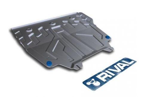 Защита картера и КПП алюминий Rival 333.3817.1 для Mazda 3 2013-2017 3 (2013 - 2017)