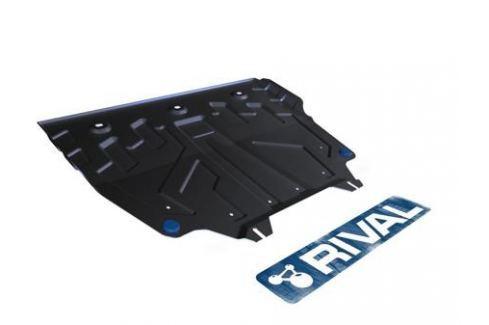 Защита картера и КПП, сталь (2.0; 2.5; Увеличенная) Rival 111.3817.1 для Mazda CX-5 (2012 - 2017) 6 ( 2012 - 2017)