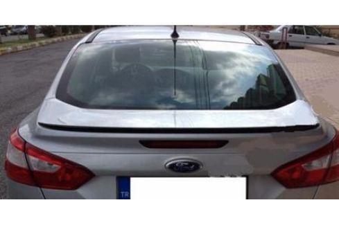 Спойлер на дверь багажника, грунт (SD) Omsa Line 2608-501A для FORD Focus III (2011 - 2015 ) Focus 3 (2011 - 2015 )
