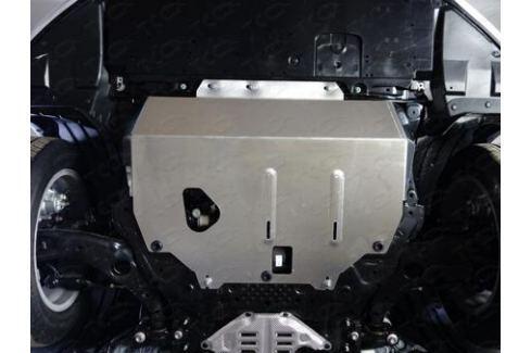 Защита картера (алюминий) 4 мм ТСС ZKTCC00015 для Mazda 6 (2012 - 2017) 6 ( 2012 - 2017)