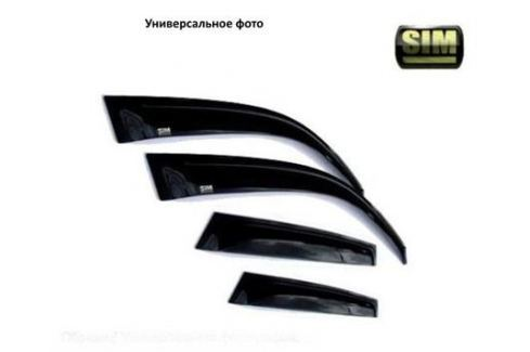 Дефлекторы боковых окон, темные (SD, HB) SIM SMAMA31332 для Mazda 3 2013-2017 3 (2013 - 2017)