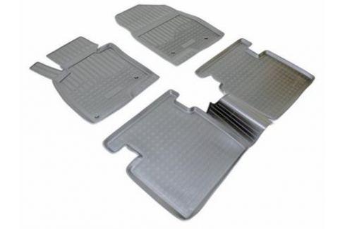 Коврики салона (полиуретан), чёрные Norplast NPA11-C55-150 для Mazda 6 (2012 - 2017) 6 ( 2012 - 2017)
