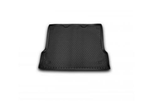 Коврик в багажник (полиуретан, черный) Novline-Autofamily NLC.54.14.B13 для UAZ Patriot 2014 - Patriot ( 2005 - 2018 )