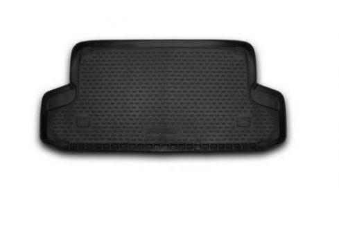 Коврик в багажник Sport (полиуретан, чёрный) Novline-Autofamily NLC.54.15.B13 для UAZ Patriot 2014 - Patriot ( 2005 - 2018 )