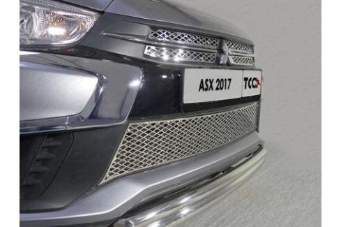 Решетка радиатора нижняя TCC MITSASX17-15 для Mitsubishi ASX 2016 - ASX (2016 - по н.в.)
