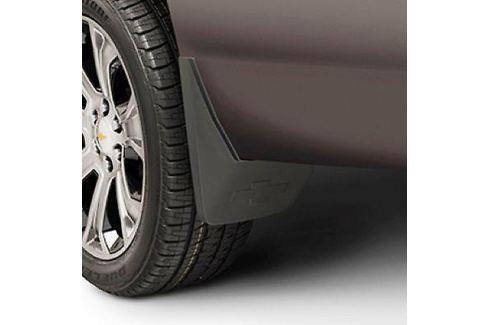 Брызговики задние (без расширителей) 22922767 для Chevrolet Tahoe IV 2015- Tahoe ( 2015 - )