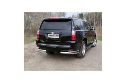 Задние уголки 76/42мм CHEVTAH16-16 для Chevrolet Tahoe IV 2015- Tahoe ( 2015 - )