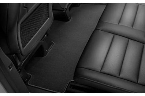 Коврики для 2-го ряда (велюровые) Peugeot 1614085080 для Peugeot Traveller 2017 - Traveller (2017 - )