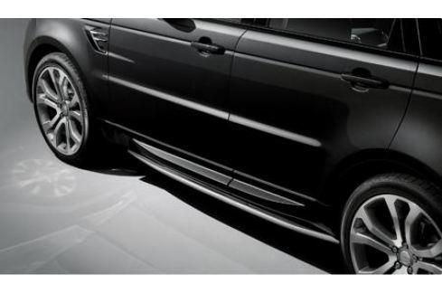 Боковые защитные дуги на низ дверей Land Rover VPLWP0154 для Land Rover Range Rover Sport 2018 - Range Rover Sport (2018 - )